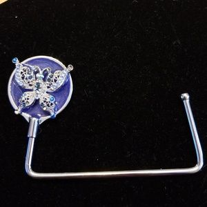 Sears Accessories - BNWT BUTTERFLY HANDBAG HOLDER!!